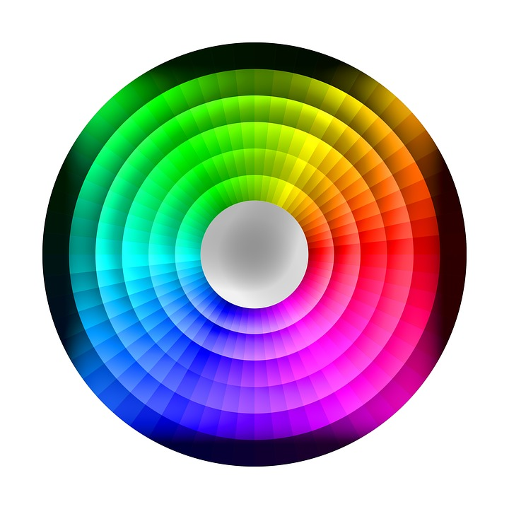 By picking the right colour for your walls you're improving your living space