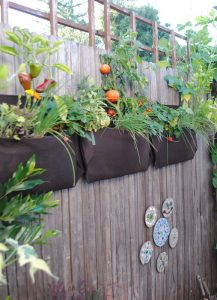 cheap garden idea for small gardens