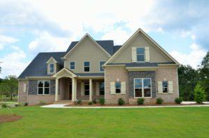 A beautiful house.